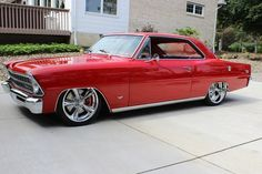 Steve Hallas uploaded this image to '166 Chevelle SS 3-3-11/67 RED NOVA 7-3-15'.  See the album on Photobucket.