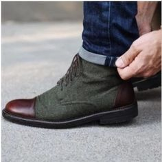 S jack boots from taft botas de cuero para hombre, botines hombre, High Ankle Boots, Shoe Boots, Men's Boots, Taft Boots, Ankle Shoes, Gq, Mode Man, Leather Chukka Boots, Leather Loafers