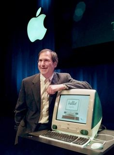 Steve Jobs...Apple Computer