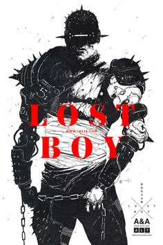 LOST BOY on Behance