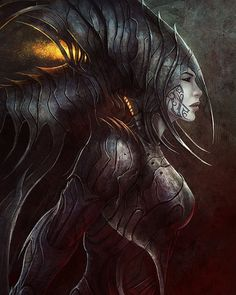 Fate of Mankind by StandAlone-Complex - Absolutely Outstanding Sci-fi Inspiration  <3 <3
