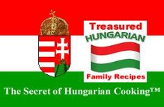 Hungarian Recipes - Recipe of The Day - Step-by-step Recipes - Best Hungarian Cookbooks - Treasured Hungarian Family Recipes - Mom's Hungarian Heritage Recipes - Hot Hungarian Cooking by Helen M Radics (Ilona Szabo) - Easy Hungarian Recipes - Easy Hungarian Goulash - Dobos