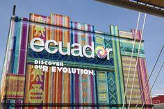 #ecuador #pavilion #expo2015 #milan