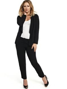 Kimberley Walsh Ankle Grazer Trousers