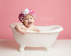 clawfoot baby bath tub. I m stuck taking a bath and  Bath Tub Mini Sessions www BrittanyRaePhotography com Two