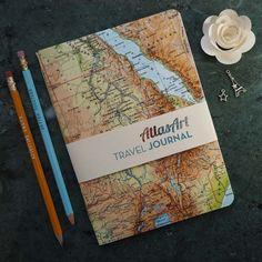 Reise-Geschenk REISETAGEBUCH Afrika Arabien Agypten Kenia