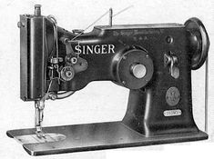 Singer 143W1