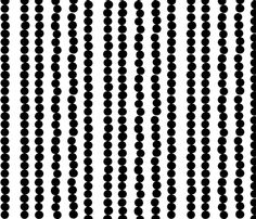 Imperfect Circles in Black and White fabric by bluenini on Spoonflower - custom fabric Black And White Background, Black And White Fabric, Tie Dye Crafts, Perfect Wallpaper, Design 24, Custom Wallpaper, My New Room, White Fabrics, Textured Walls