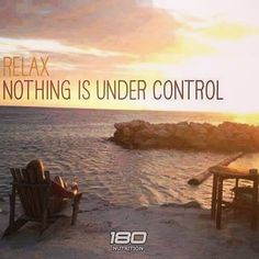 My mantra :) #relax #180nutrition #alliswell Guy ;) http://180nutrition.com.au/