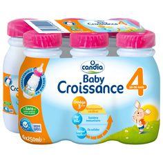 Sn /_ UK /_ Bébé Formule Lait Poudre Distributeur 4 Couches Enfant Food Rangement
