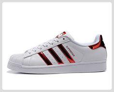 Adidas Superstar Sneakers womens (USA 6) (UK 4.5) (EU 37) - Sneakers für frauen (*Partner-Link)