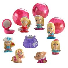 Barbie Squinkies