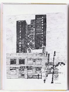 EYE-LIKEY Sense Of Place, Urban Sketching, Line Drawing, Continents, Art Reference, Illustrators, Documentaries, Illustration Art, Photo Wall