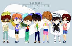 INFINITE - Gardener full