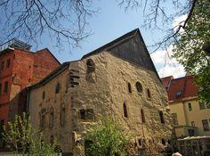 https://flic.kr/p/mWqtcX | Alte Synagoge in Erfurt  /  Erfurt Synagogue | en.wikipedia.org/wiki/Erfurt_Synagogue   Explore 2014-04-09
