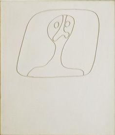 Jean (Hans) Arp- Man at a Window, 1930 at MoMA