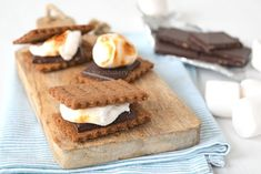 s'mores - Laura's Bakery