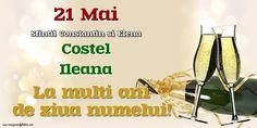 21 Mai - Sfintii Constantin si Elena 21st, Italia