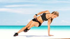 Hello crazy-amazing abs in 16 crunch-free minutes.
