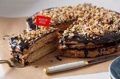 Miodowiec #miodowiec #honey #honeycake #cake #chocolate #czekolada #ciasto #cake #christmascake #deser #przepis #recipe