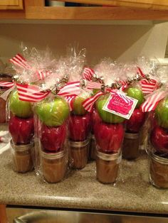 Gift Idea/teacher gift.Homemade Caramel:www.fifteenspatulas.com/homemade-caramel-sauce/ NO SALTED CARAMEL!