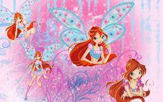 Winx Club Bloom Wallpapers - Wallpaper Cave
