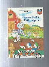 GRANDMA DUCK'S LITTLE HELPERS Walt Disney