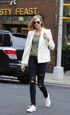 Get some inspiration from our pick of the best celebrity outfits of the day