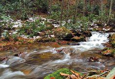 The pride of Johnson County: Gentry Creek Falls