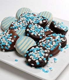 12 Piece Hanukkah Themed Belgian Chocolate Covered Oreo Cookies for Holiday Gifting Kosher By Benevelo Gifts ** You can get more details by clicking on the image.