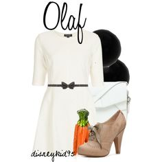 """Olaf"" by disneykid95 on Polyvore"