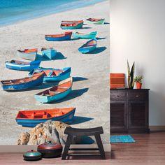 Collection : KEY WEST / Queensland #Papierpeint #panoramique #decoration #interieur #voyage #KeyWest #Floride #tendance #wallpaper #Caselio  http://www.caselio.fr
