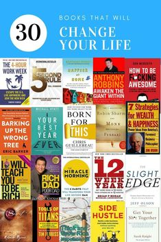 awesome 30 Personal Development Books that will change your life – finances confidence self care financial freedom CONTINUE READING Shared by: practicaldevelopment Best Self Help Books, Best Books To Read, Good Books, Books To Read In Your 20s, Formation Continue, Entrepreneur Books, Books Everyone Should Read, Books For Self Improvement, Finance Books