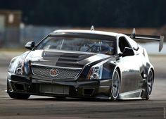 2011 Cadillac CTS V Coupe Race Car – Галерея