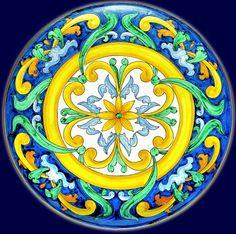 Visualizza foto - View photo - The Italian art of ceramic - Manufacturer of vietri's ceramics - Production of hand painted ceramic