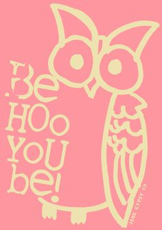 be HOO you BE! retro JuNK GYPSY design 2008