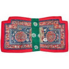 Antique Tibetan Saddle Rug with Dragon Design 1 Tibetan Dragon, Asian Rugs, Tibetan Rugs, Dragon Design, Magic Carpet, Ancient China, Chinese Antiques, Modern Rugs, Asian Art