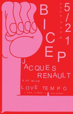 "braulioamado: "" New Good Room poster """