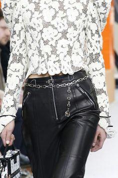 Louis Vuitton close up