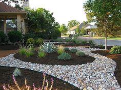 Austin Residential Landscape Photos | Austin Landscape Supplies