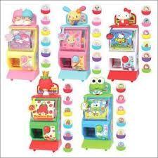 Mini vending machine gashapon