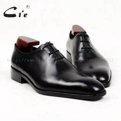 168.00$  Buy here - http://alik6c.worldwells.pw/go.php?t=447519983 - cie square toe whole cut bespoke men leather shoe custom handmade men's dress oxford 100% full calf leather breathable OX401  168.00$
