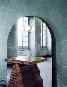 Sybila by Ettore Sottsass for Glasitalia
