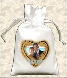 The seasons hottest wedding favors, bridal shower favors & bridal party gifts - Best Price Guaranteed. Click or call for fabulous favor ideas. Beach Wedding Favors, Bridal Shower Favors, Wedding Ideas, Beach Photos, Unique Gifts, Satin, Christmas Ornaments, Holiday Decor, Heart
