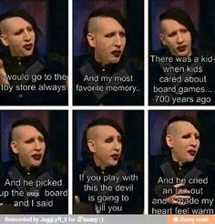 funny marilyn manson quotes - Google Search                                                                                                                                                                                 More