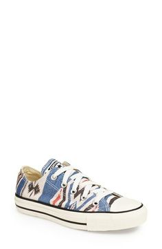Converse Chuck Taylor® All Star® Geo Print Low Sneaker (Women) available at #Nordstrom