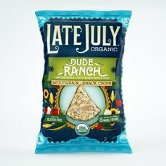 Late July Branding & Tortilla Chip Packaging