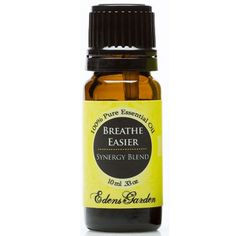 DIY Vapor Rub: Breathe Easier 10-15 drops blended with melted 3 TBSP Coconut Oil: 2 TBSP Shea Butter: 1 TBSP grated Beeswax.  (maybe add levender...)