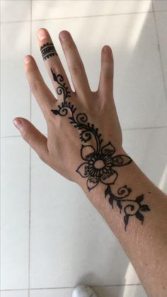 #henné#tattoo#idea#black