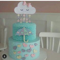 """51 Likes, 1 Comments - Arrasando na festa (@arrasandonafesta) on Instagram: """"Lindo,lindo e lindo!!por @maricotachocolateria #chuvadeamor #bolochuvadeamor #festachuvadeamor…"""""""
